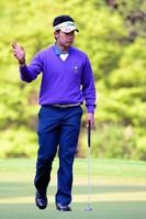 松山英樹は2位で決勝ラウンドへ つるやオープンゴルフトーナメント(2013)(3日目)