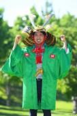 朴ジュンウォン ISPSハンダグローバルカップ(2016)(最終日) 写真・佐々木啓