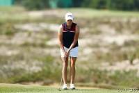ステーシー・ルイス リオ五輪ゴルフ競技女子(2016)(2日目)写真・村上航