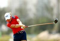ステーシー・ルイス リオ五輪ゴルフ競技女子(2016)(最終日)写真・村上航