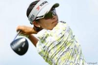 森田理香子 ゴルフ5レディス プロゴルフトーナメント(2016)(1日目) 写真・村上航