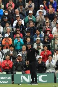 アダム・スコット 日本オープンゴルフ選手権(2016)(初日) 写真・鈴木祥