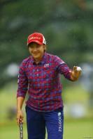 成田美寿々 LPGAツアーチャンピオンシップリコーカップ(2016)(最終日) 写真・村上航