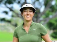 ウィーは1打差の2位に後退した HSBC女子チャンピオンズ(2017)(2日目)  写真・上山敬太