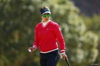 森田理香子 ヨコハマタイヤゴルフトーナメント PRGRレディスカップ(2017年)(最終日) 写真・村上航