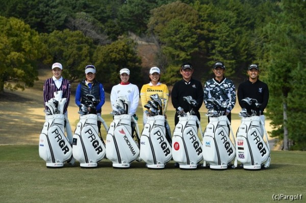 左から辻梨恵、藤本麻子、森田理香子、原江里菜、平塚哲二、矢野東、小平智