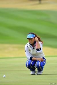香妻琴乃 アクサレディスゴルフトーナメント in MIYAZAKI(2017)(最終日) 写真・上山敬太