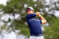 石川遼は47位タイで決勝ラウンドへ バレロテキサスオープン(2017)(2日目) 写真・GettyImages