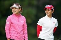 2006年から主戦場を米LPGAツアーに移したが日本ツアーにも年7~8試合出場。06年樋口久子IDC大塚家具レディスで、盟友・横峯さくらと