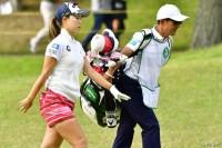 上田桃子 サントリーレディスオープンゴルフトーナメント(2017)(最終日) 写真・上山敬太