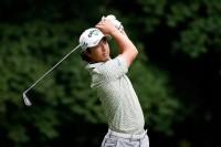 石川遼、初日は3オーバーと苦しいゴルフに ジョンディアクラシック(2017)(初日) 写真・Getty Images