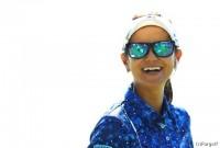 宮里藍、最後の全米女子オープンは41位タイに 全米女子オープン(2017)(最終日) 写真・村上航