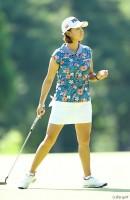 プレーの内容も大事だが、コースで堂々と振る舞うことも一流のゴルファーとしては大事なことだ