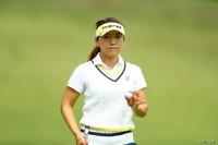 有村智恵 ミヤギテレビ杯ダンロップ女子オープンゴルフトーナメント(2017)(2日目) 写真・村上航