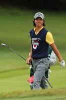 石川遼、復帰初戦は厳しい結果に 日本オープンゴルフ選手権(2017)(2日目)写真・鈴木祥