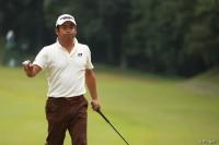接戦をものにした池田勇太 巧みな小技が光る最終日だった 日本オープンゴルフ選手権競技(2017)(最終日) 写真・鈴木祥