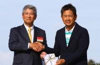 藤田寛之 HEIWA・PGM CHAMPIONSHIP(2017)(最終日) 写真・村上航