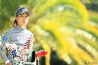 上田桃子 LPGAツアーチャンピオンシップリコーカップ(2017)(2日目)写真・米山聡明