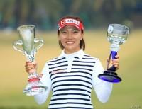 今季4勝目のテレサ・ルー! LPGAツアーチャンピオンシップリコーカップ(2017)(最終日) 写真・米山聡明