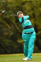 LPGA最終戦は7位タイで終わり、賞金女王の座に輝いたが、ロレックスランキングは一つ落とした鈴木愛 写真・Getty Images