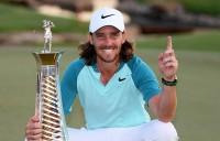 2010年にプロ転向したフリートウッド。13年のジョニーウォーカー選手権でツアー初優勝、4年ぶりの2勝目から快進撃は始まった 写真・Getty Images