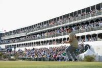1年半の間に40試合に出場し4勝。瞬く間に世界ランキング2位にまで駆け上ったジョン・ラーム 写真・Getty Images