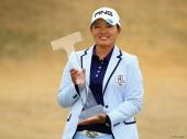 女王・鈴木愛が逃げ切りで今季初勝利「久々に緊張しました(笑)」 Tポイントレディス ゴルフトーナメント(最終日)【パーゴルフ プラス|PAR GOLF PLUS 】