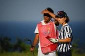上田桃子 先週のショックを乗り越え、新しい相棒と首位タイで最終日へ-クローズアップ 【パーゴルフ プラス|PAR GOLF PLUS 】