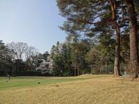 広大なアプローチ&バンカー練習場。ラウンドしなくても、ゴルフ好きなら1日遊んでいられる