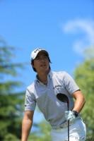石川遼、目指すは他を圧倒するゴルフだ ダンロップ・スリクソン福島オープン(2018)(2日目) 写真・鈴木祥
