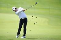 KPMG全米女子プロゴルフ選手権でも予選落ち。腰の痛みは完治しないが、スイングの修正が最優先事項だ 写真・Getty Images