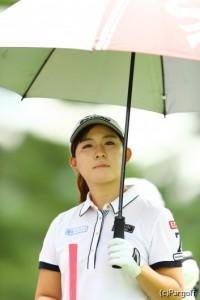香妻琴乃 NEC軽井沢72ゴルフトーナメント(2018)(初日) 写真・村上航