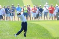 63位タイと順位を落としてしまった松山英樹 全米プロゴルフ選手権(2018)(3日目) 写真・岩本芳弘