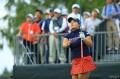 鈴木愛 日本女子プロゴルフ選手権大会コニカミノルタ杯(2018)(最終日) 写真・米山聡明