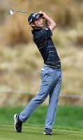 6歳からゴルフを始めた星野陸也。多くのトッププロを輩出した茨城県の水城高校出身の一人だ 写真・Getty Images